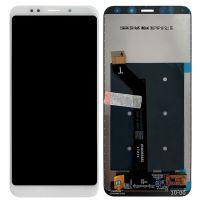 Дисплей (LCD) Xiaomi Redmi 5 Plus/ Redmi Note 5 с сенсором белый
