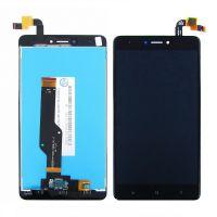 Дисплей (LCD) Xiaomi Redmi Note 4X с сенсором чёрный