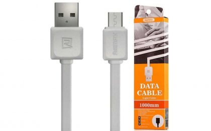 usb cable aspor microusb white (a103)  - купить  кабели usb, lightning, type-c  - mobenergy